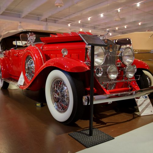 Dauer Museum Of Classic Cars – Book The Best Wedding Venue