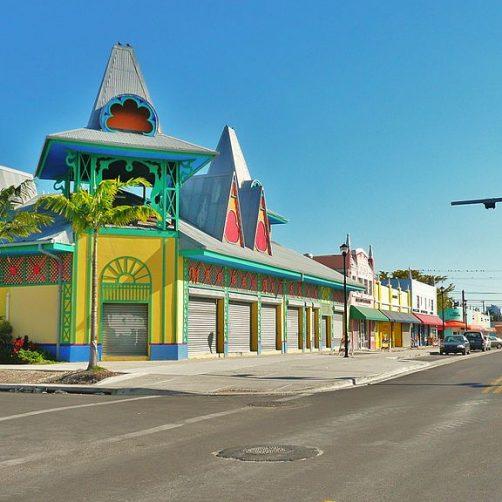 Little Haiti Cultural Center Complex