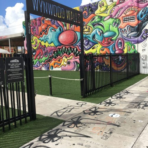 Wynwood Walls + Wynwood Private Room