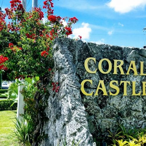 Coral Castle – Book The Best Wedding Venue